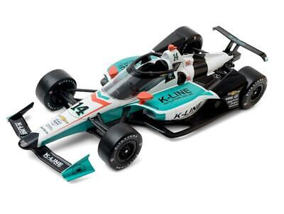 GREENLIGHT 11095 2020 #14 Dalton Kellett / A. J. Foyt Diecast Indy Car 1:18