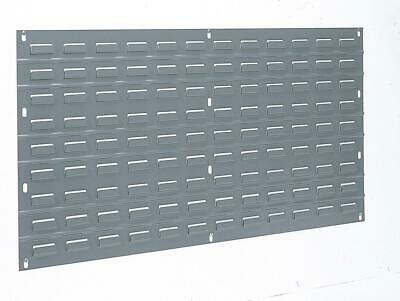 Akro-mils 30136 Louvered Steel Panel For Mounting Akrobins 36-inch W By 19-inch