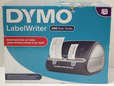 New - Dymo 450 Twin Turbo Thermal Printer 1752266
