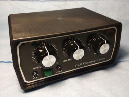 QRM Eliminator , X-Phase , Noise Eliminator , 1,8 - 30 MHz  (PTT-VOX)