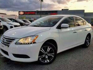 2014 Nissan Sentra S Clim, Mags, bluetooth, cruise, 6SP