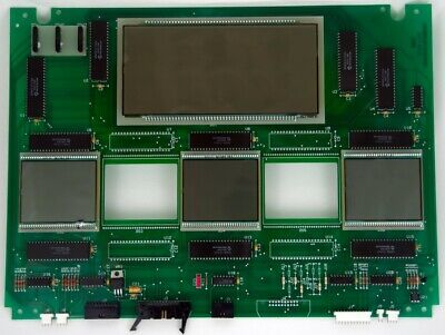 Tokheim Premier B 3 Prod Money Volume Main Display Board 421437-1 Sku 743