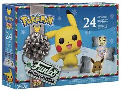 Pocket POP! Calendario Adviento: Pokémon: 24 piezas coleccionables