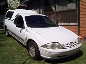 2001 Ford Falcon Ute Elermore Vale Newcastle Area Preview