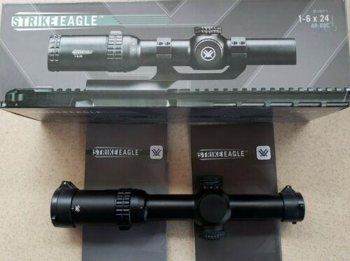 Vortex Strike Eagle 1-6x24mm Riflescope BDC Reticle SE-1624-1 NEW