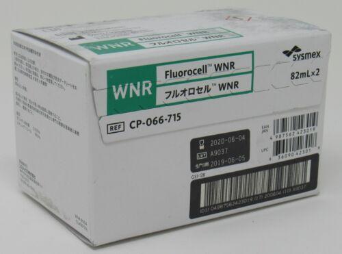 SEALED Sysmex Stain Reagent Fluorocell WNR XN-9100 Hematology Analyzer 06/2020