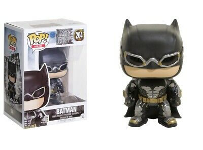 Funko POP! Movies: DC Justice League – Batman Toy Figure