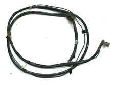 BMW OEM E30 BATTERY CABLE 3475MM TRUNK MOUNTED RELOCATION
