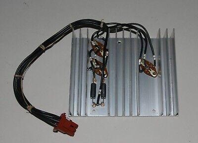 Aluminum 5 X 6.5 X 1.6 Heat Sink