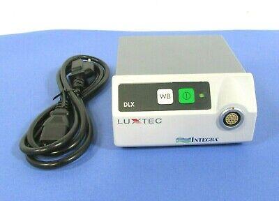 Integra Luxtec Dlx 3085ntsc 005364d Camera Processor Camera System