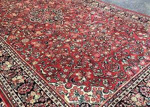 MASSIVE ROOM SIZE 5.5x3.2m ANTIQUE PERSIAN SULTANABAD RUG CARPET Crows Nest North Sydney Area Preview