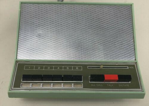 Heath Intercom, Master Station, Model GD-110