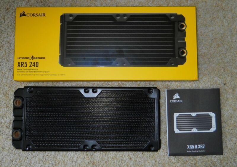 Corsair Hydro X Series XR5 240mm Water Cooling Radiator