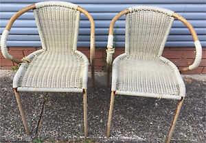 Two Outdoor Chairs. Mortdale Hurstville Area Preview