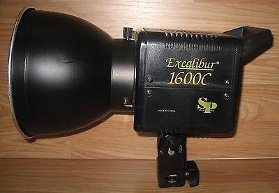 Sp Systeme Excalibur (Sp Studio Systems Excalibur 1600 Électronique Monolight Flash W / AC)