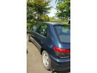 1999 Peugeot 306 meridea