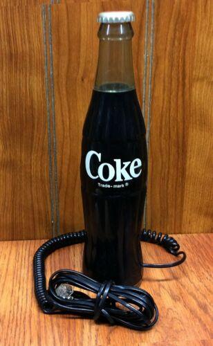 Vintage ~ Coke ~ Coca-Cola Bottle ~ Phone ~ Works