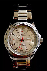 Mens Orologio Prima 956 Collection Stainless Steel Watch. RRP $399 Bossley Park Fairfield Area Preview