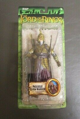 Prologue Elven Warrior LORD OF THE RINGS ToyBiz FOTR MIB GV ()