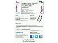 Premier League Darts tickets