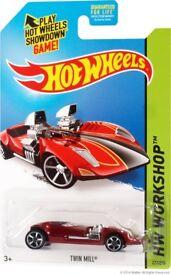 Hot Wheels Cars x 10 - No duplicates