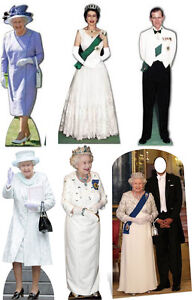 QUEEN-ELIZABETH-II-90th-Birthday-JUBILEE-Party-LIFESIZE-CARDBOARD-CUTOUT-STANDEE