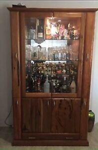 Display cabinet/wine rack Stirling Stirling Area Preview