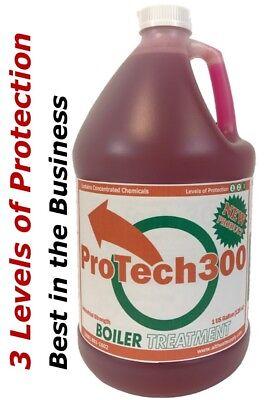 ProTech300 Outdoor Wood Boiler Water Treatment, 1 Gallon