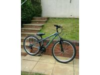 GREAT LOOKING KID'S FRONT SUSPENSION MOUNTAIN BIKE IN GREAT CONDITION!