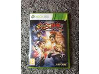 Street fighter X Tekken - (Xbox 360 Game)