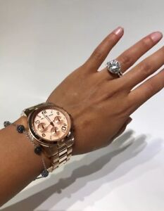 Authentic Michael Kors rose gold women's watch‼️SOLD‼️