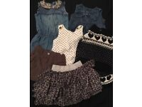 Girls Clothes Bundle. Age: 2-3 Years