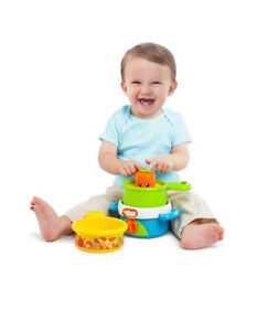 Bright Starts - Giggling Gourmet Nest n Sing Pots