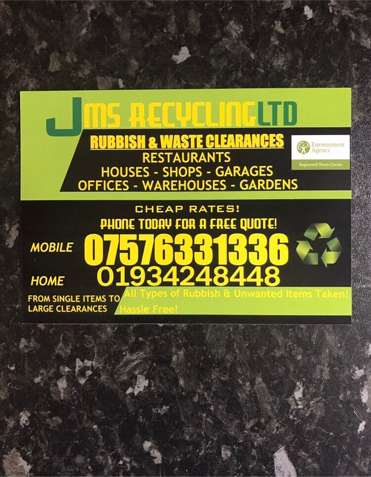Rubbish & Waste Removals