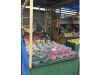 Fruit stall for sale
