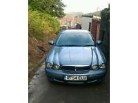 Swap or sell jaguar X type diesel