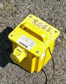 110 Volt Transformer for Power tools
