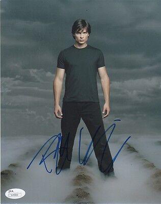 Tom Welling Smallville Autographed Signed 8x10 Photo JSA COA #4