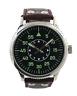 EAGLEMOSS REPLICA MILITARY WATCH - GERMAN LUFTWAFFE WW11 - NEW & BOXED £4.99 !!!