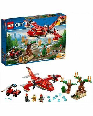 LEGO CITY FIRE 60217 AEREO ANTINCENDIO ⭐ LEGO