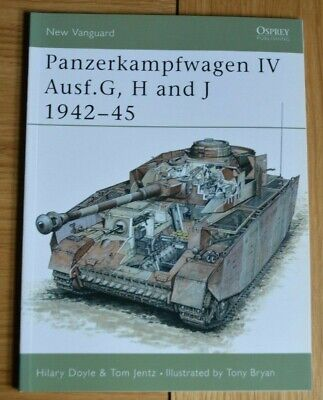 Osprey New Vanguard 39 Panzer IV G, H, J, 1942-45