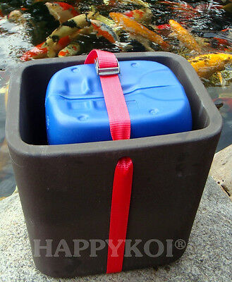 Söchting Oxydator 2er SET á 5 Liter 30% LÖSUNG - Sauerstoff Ausströmer Koi Teich