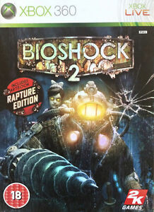 Bioshock 2 - Rapture Collectors Edition 360 (Microsoft Xbox, 2007) - US Version