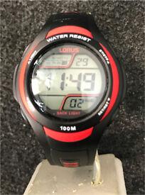 Lorus sports watch Z009-x004