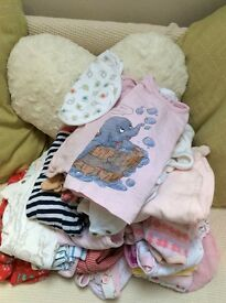 baby 0-3 bundle of clothes