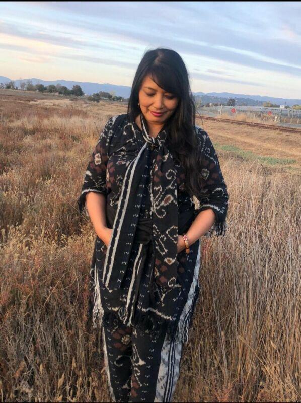 Ethnic Indonesian Dress