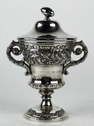 Silver Plated Sugar Bowl