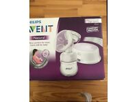 Electric breast pump for 30£