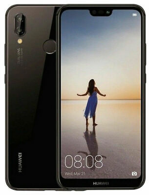 HUAWEI P20 LITE 64GB BLACK NERO 5,8 USATO GRADO A
