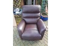 For Sale Rise & Recline chair